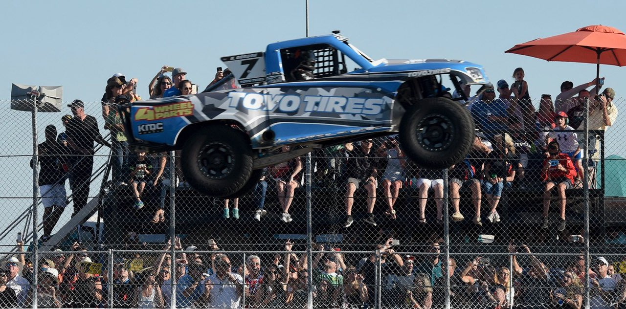 robby gordon st pete 2017