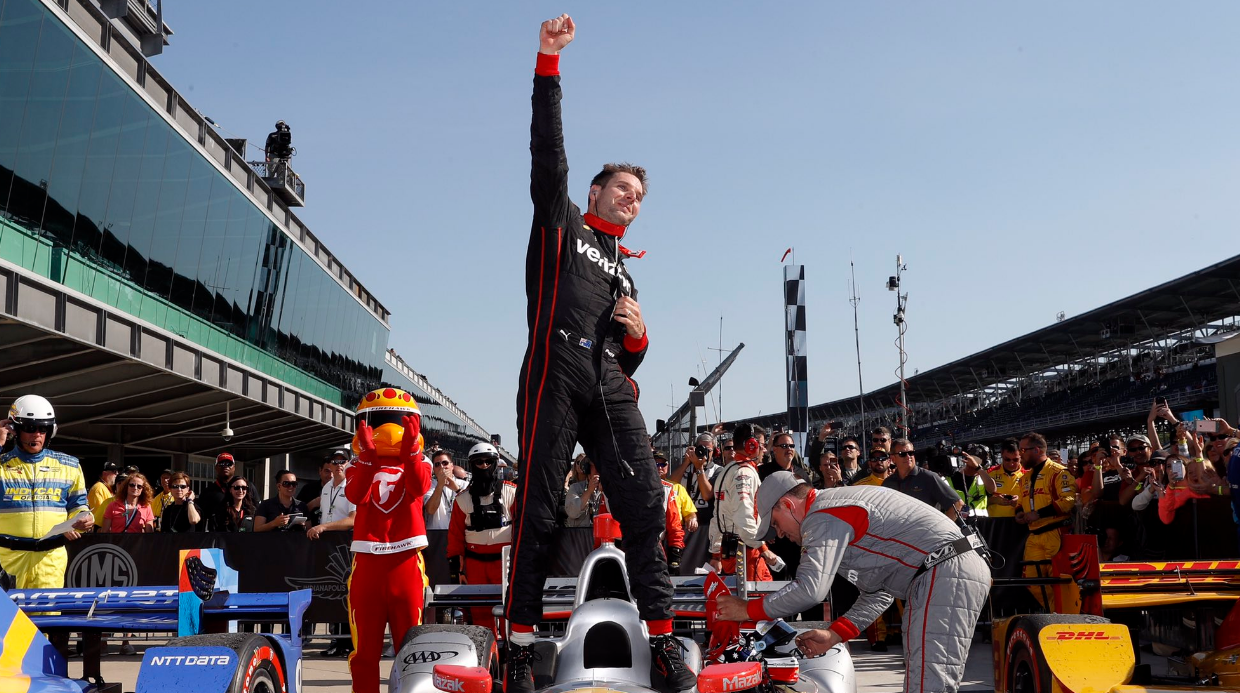 2017 will power wins gp of indy